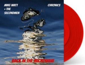 "Mike Watt Chronics Back in the microwave 7"" split"