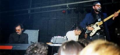 The Black Heart Procession Interzona Verona 2000