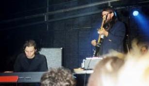 Toby e Pall The Black Heart Procession Interzona Verona 2000