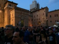 The Jesus And Mary Chain Ferrara 19 07 2015 Piazza Castello