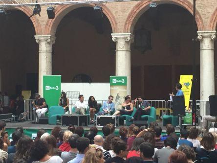 Internazionale a Ferrara Festival 2016 Cortile del Castello Estense