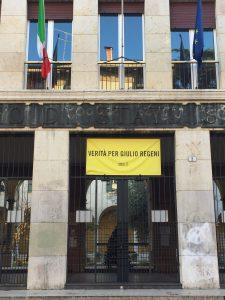 Verità per Giulio Regeni Verona