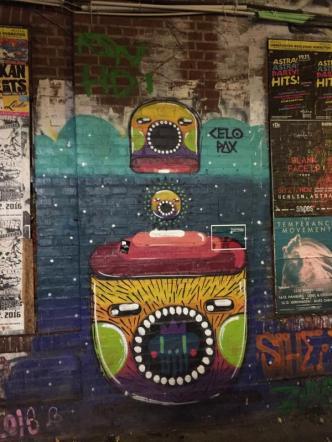 Street Art Astra Kulturhaus Berlin