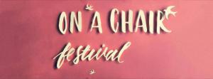 On a Chair Festival 2016 logo