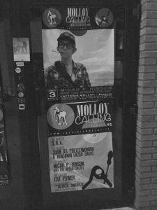 Micah P. Hinson Brescia locandine gig poster
