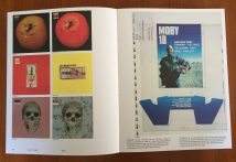 Moby, 18,artwork, Mute - A visual document From 1978 -> Tomorrow