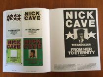 1984, artwork, poster,Nick Cave,In the ghetto, From her to eternity, Mute - A visual document From 1978 -> Tomorrow