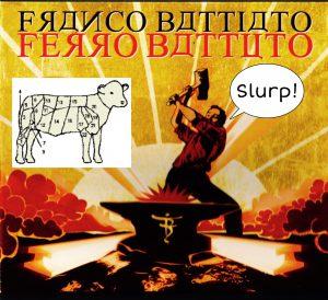 Sarcofagia da Ferro battuto di Franco Battiato