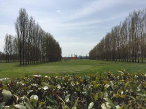 Campo da golf Custoza Verona