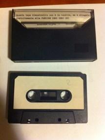 Fanzine Zero Zero tape lato 2
