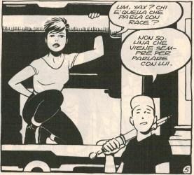 Fumetto di Jaime Hernandez: Maggie Chascarrillo