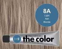 3 oz. 8A-Light Ash Blonde - PM The Color - Sullivan Beauty