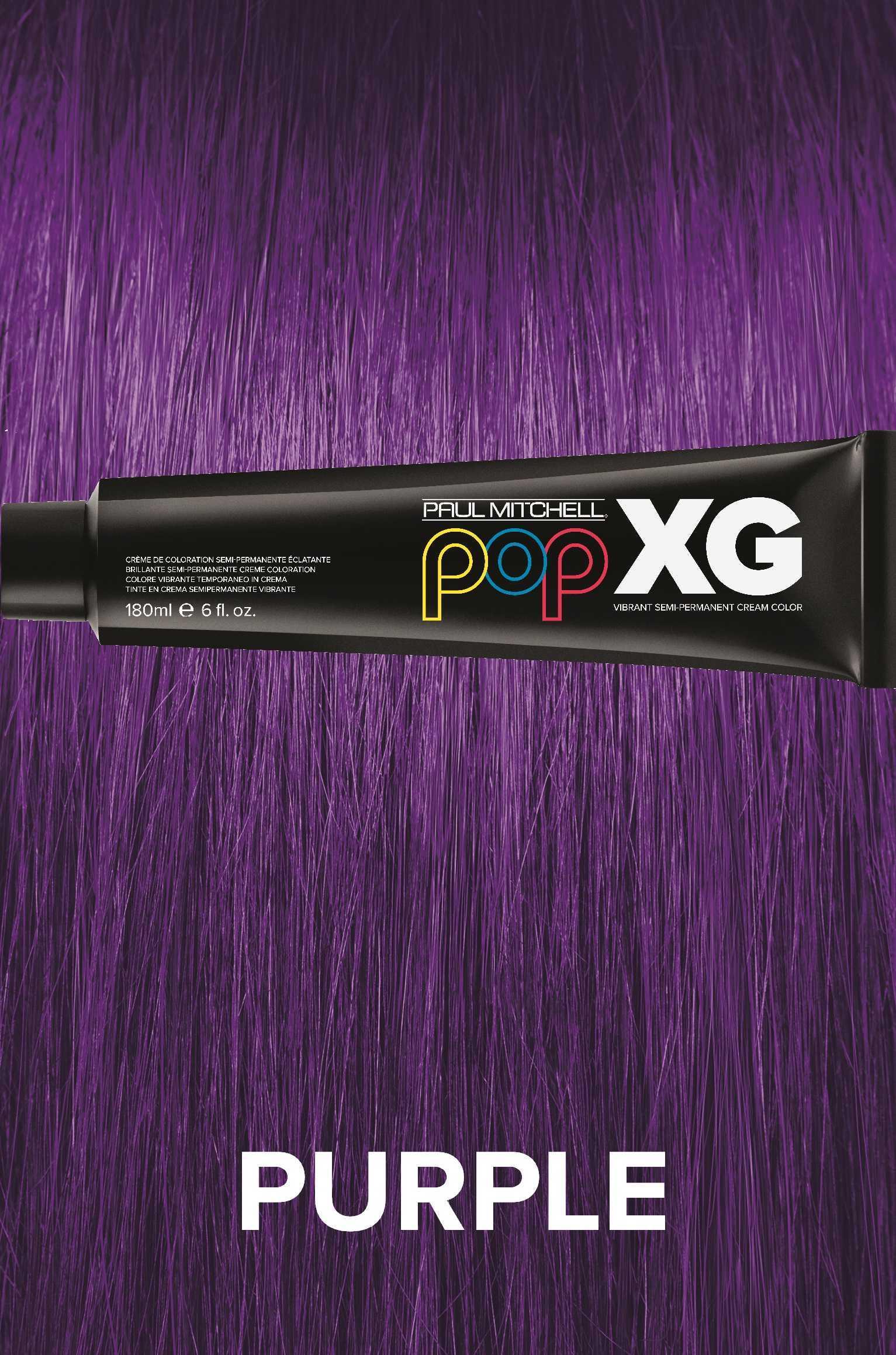 6 Oz Purple POP XG Sullivan Beauty