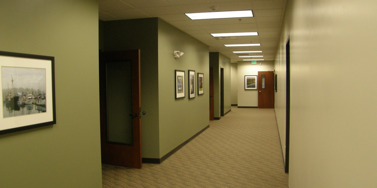 Puget Sound Office Interior