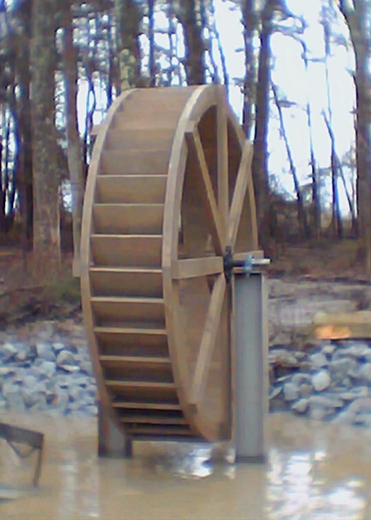 Sullivan S Waterwheel 4 6 8 10 Amp 12ft Water Wheels
