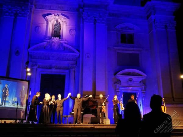 Chiara Taigi - Finale Applausi e Standing Ovation al Concerto di Mezza Estate Gran Gala Lirico Omaggio a Loreto