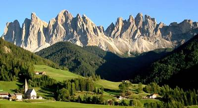 Video per la geografia Le montagne italiane e il Paesaggio italiano