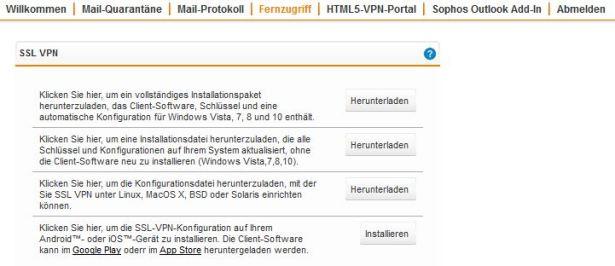 🏆 Sophos ssl vpn client download windows 10 | Sophos XG