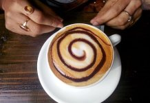 Coffee drink recipe