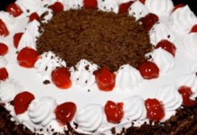 Best black forest cake
