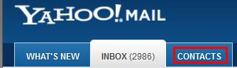 Yahoo Mail Steam Guard Contact List