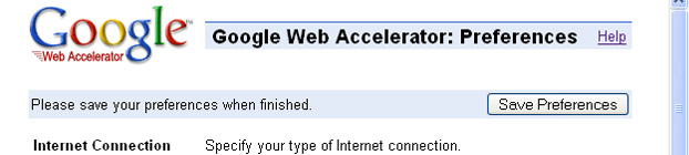 Disable Your Web Accelerator