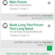 forumlist