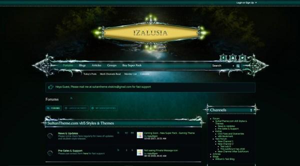 izalusia - Izalusia vb5