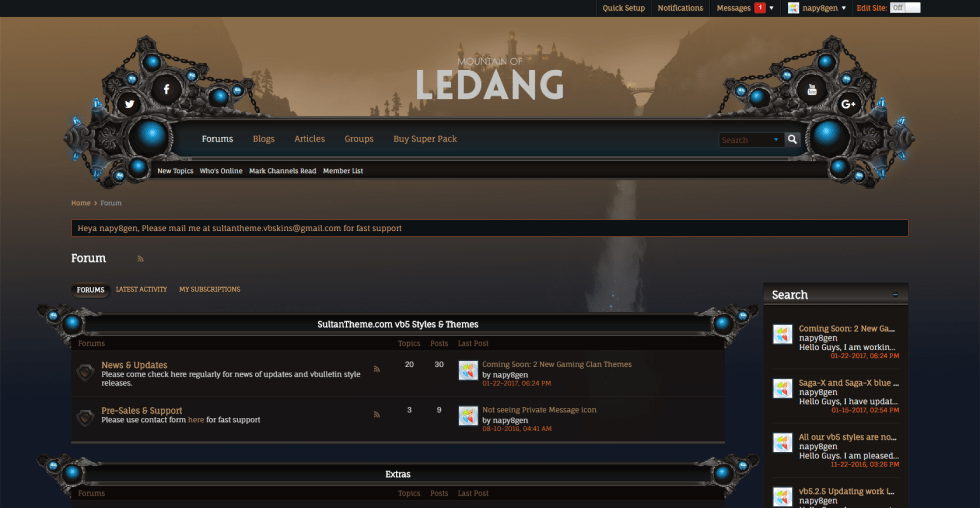 ledang 1024x531 - NEW Mergastua and Ledang for vb5 are released