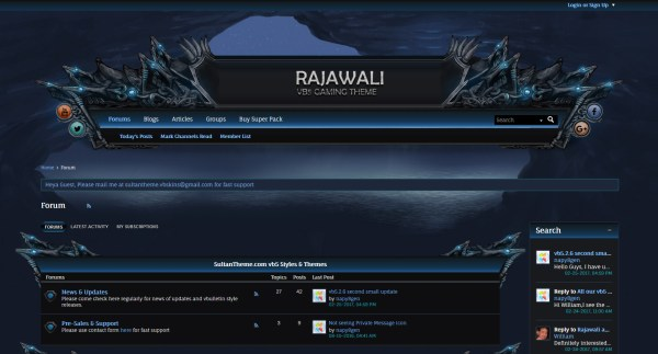 rajawali - ST vB5 Gaming Super Pack
