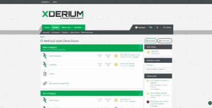 xderium pigmentgreen - XDerium xf2
