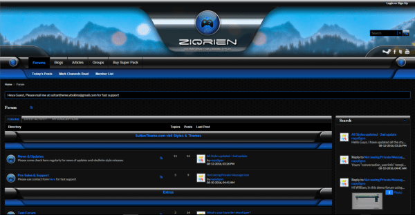 ziqrien 1 - ST vB5 Gaming Super Pack
