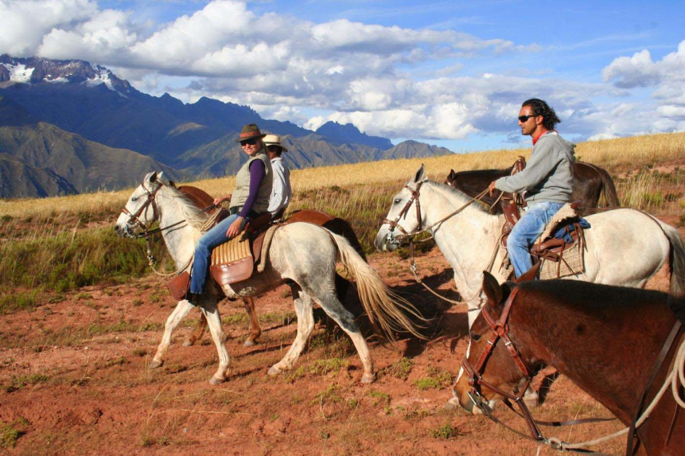 Excursion en caballo Cusco