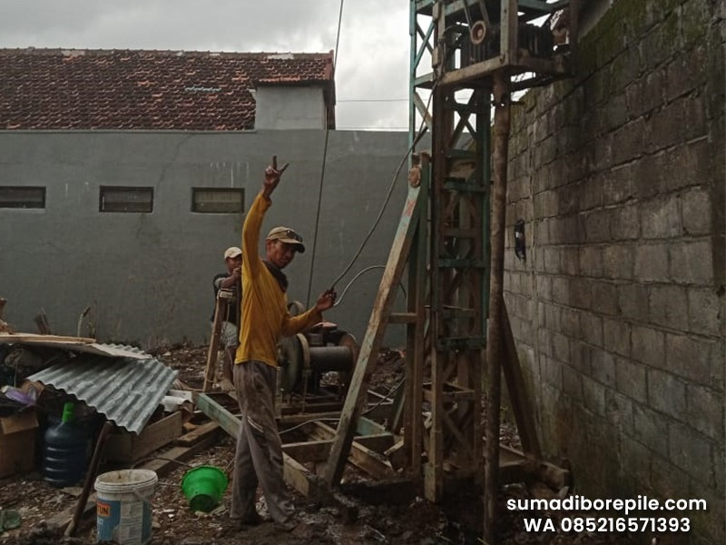 Read more about the article Jasa Strauss Pile Bore Pile Bandung Berpengalaman | 085216571393