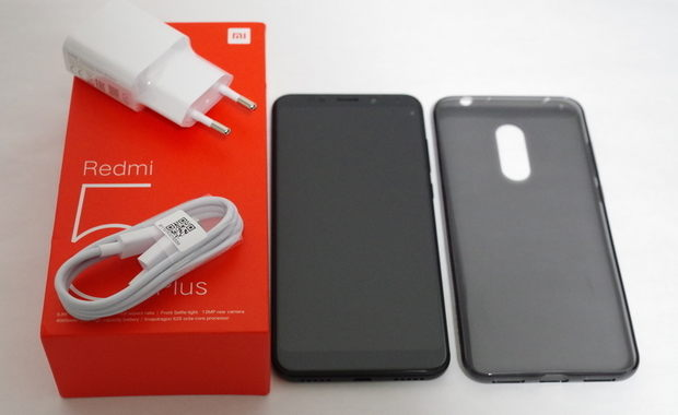 Xiaomi Redmi 5 Plus 付属品