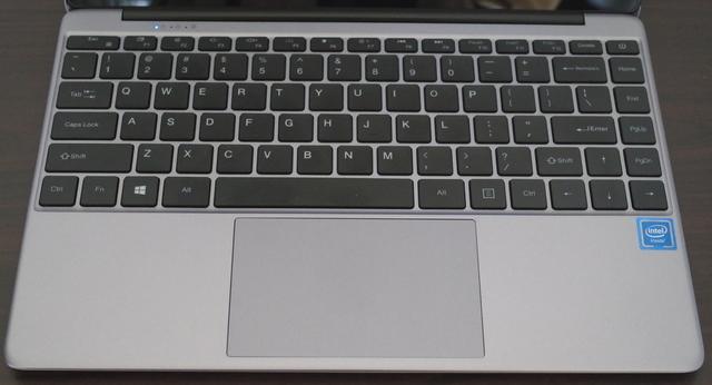 Chuwi LapBook SE キーボード面全体