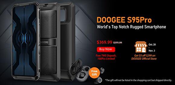 Gearbest DOOGEE S95 Pro