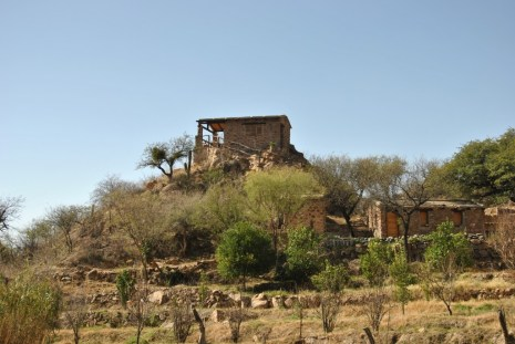 "A cabin in the rural community ""El Divisadero"", near Salta"