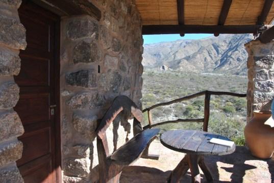 """Cabin at """"El Divisadero"""" rural community, near Cafayate in Salta"""
