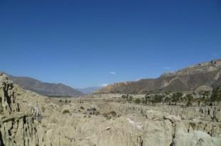 Moon Valley, near La Paz