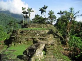 Mystical Lost City in Tayrona National Park - Colombia