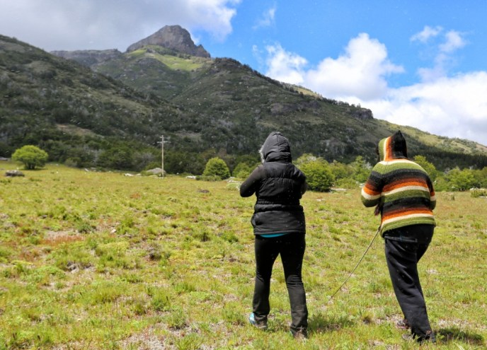 Trekking in San Martin de los Andes during a tour of Argentina
