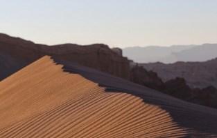 valle de la luna san pedro de atacama sand