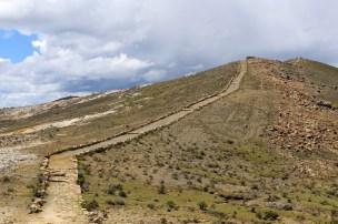 The Sun Islands own Inca Trail