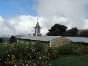 Church in San Francisco, Yungas, Argentina