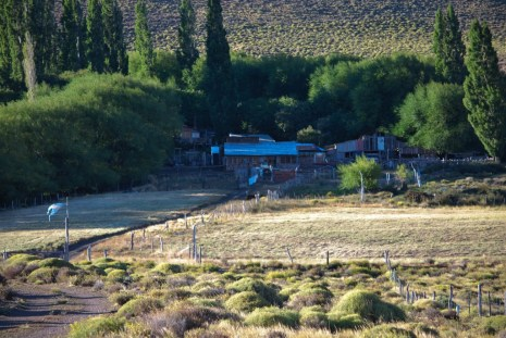 The lovely traditional rural homestay in Argentina