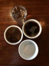 An organic coffee tasting session with our experienced guide at Finca Rosa Blanca in Costa Rica
