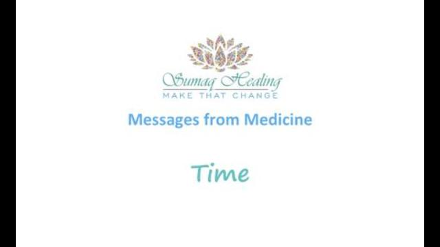 Messages from Medicine – Time