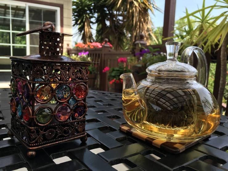 Tea Time with Tom