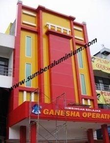 Aluminium Composite Panel Ganesha